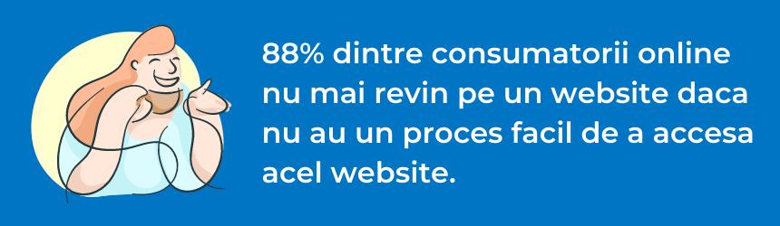 O statistica UX privind serviciile web design