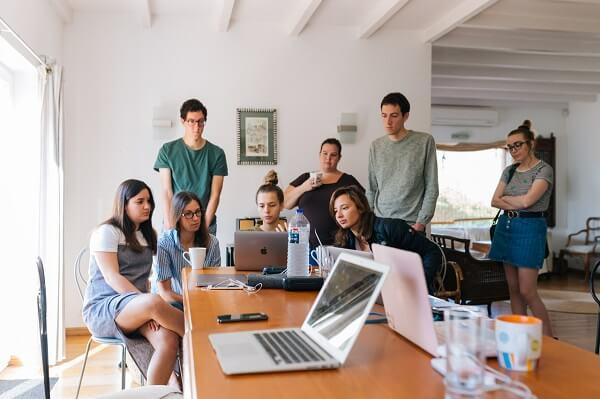 Echipa Agentiei de Marketing Digital — Pronexus